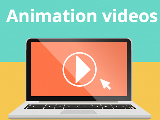 Animations in marketing