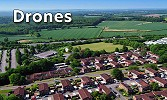 Drone footage and 360 Walkthrough Experiences